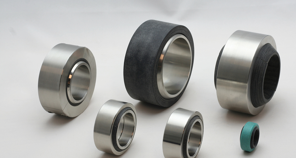 orkot glijlagers, orkot bearings, spherical bearings, gewrichtlagers