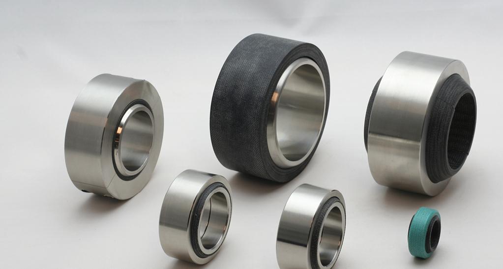orkot glijlagers, orkot bearings, spherical bearings, gewrichtlagers